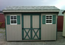 Storage Sheds in Rochester